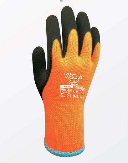 WONDER GRIP WG-380 Thermo työkäsine (12 paria/pkt)