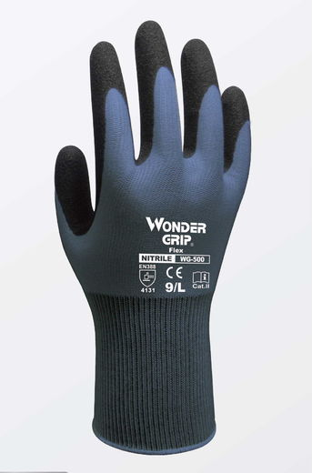 WONDER GRIP WG-500 Flex (laatikko, 120 paria)